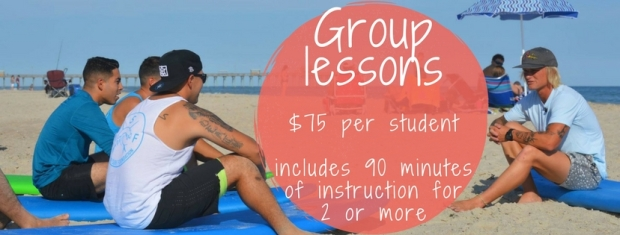 group lessons final